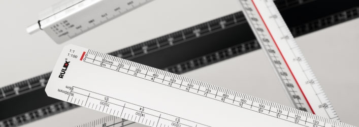 Scale rulers group