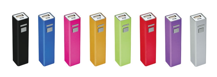 Logo power bank Tower