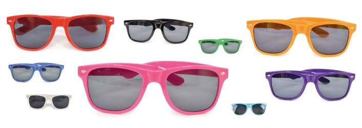 Promotional printed sunglasses