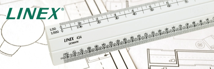 Linex scale rulers