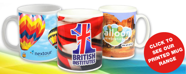 Link to promotional mugs