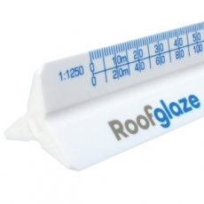 300mm triangular scale ruler
